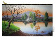 Church By The Lake Carry-all Pouch