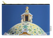 Church Dome And Blue Sky Carry-all Pouch