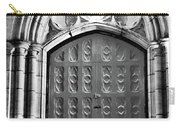 Church Entrance Door Carry-all Pouch