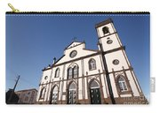 Church In Azores Islands Carry-all Pouch