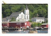 Church In Boothbay Carry-all Pouch