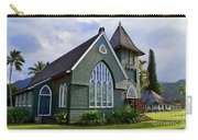 Church In Hanalei Kauai  Carry-all Pouch