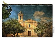 Church In Peillon Carry-all Pouch