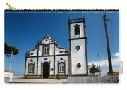 Church In The Azores Carry-all Pouch
