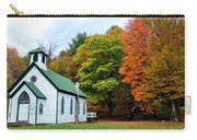 Church In The Wildwood Carry-all Pouch