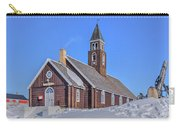 church of Ilulissat - Greenland Carry-all Pouch