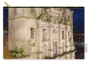 Church Of Saint Lawrence By Night In Porto Carry-all Pouch
