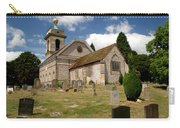 Church Of St. Lawrence West Wycombe 3 Carry-all Pouch