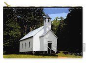 Church Of The Baptist Carry-all Pouch