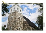 Church Of The Holy Cross At Rauma Carry-all Pouch