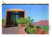 Church Of The Holy Cross Carry-all Pouch
