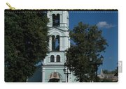 Church Of The Holy Mother Of God The Source Of Life At Tsaritsyno Park Carry-all Pouch