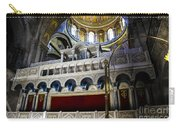 Church Of The Holy Sepulchre Interior Carry-all Pouch