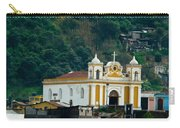 Church Of The Transfiguration Quetzaltenango Guatemala Carry-all Pouch
