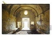 Church Ruin Carry-all Pouch by Carlos Caetano