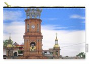 Church Steeples In Puerto Vallarta Carry-all Pouch