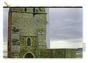 Church Tower - Remains Of St Helens Church Carry-all Pouch