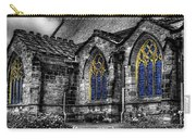 Church Windows Carry-all Pouch