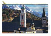 Churches In Berchtesgaden Carry-all Pouch