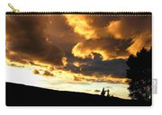 Churning Clouds 1 Carry-all Pouch