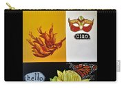Ciao Means Hello Carry-all Pouch