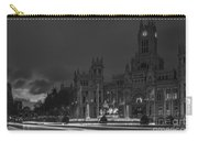Cibeles Square Madrid Spain Carry-all Pouch