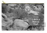 Cibola National Forest Carry-all Pouch