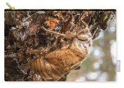 Cicada Exoskeleton Side Carry-all Pouch