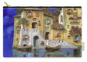 Cieloblu Carry-all Pouch by Guido Borelli