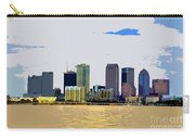 Cigar City Skyline Carry-all Pouch