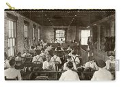 Cigar Factory, 1909 Carry-all Pouch