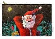 Cigar Santa Carry-all Pouch