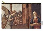 Cima Da Conegliano The Annunciation Carry-all Pouch
