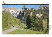 Cimarron Country Carry-all Pouch by Eric Glaser