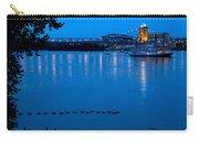 Cincinnati Belle Suspension Bridge Carry-all Pouch