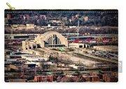 Cincinnati Union Terminal Carry-all Pouch