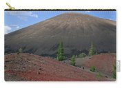 Cinder Cone And Painted Sands Carry-all Pouch