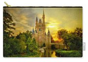 Cinderella Castle - Monet Style Carry-all Pouch