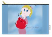 Cindy Lou Who Illustration  Carry-all Pouch