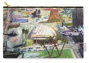 Cineramadome Los Angeles Carry-all Pouch