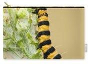Cinnabar Moth Caterpillar Carry-all Pouch