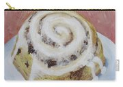 Cinnamon Roll Carry-all Pouch