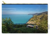 Cinque Terre Panorama Carry-all Pouch