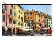 Cinque Terre - Vernazza Main Street Carry-all Pouch