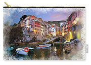 Cinqueterre Carry-all Pouch