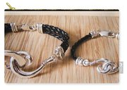Circle Hook Bracelet Carry-all Pouch