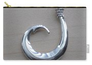 Circle Hook Pendant Carry-all Pouch