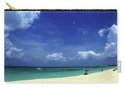Circle Of Clouds On Grand Cayman Carry-all Pouch