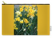 Circle Of Daffodils Carry-all Pouch