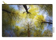 Circle Of Trees Carry-all Pouch